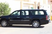 يوكن XL دينالي 2012 سعودي اللون اسود