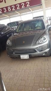 سيارة بورش كاين S فل كامل موديل 2012 للبيع