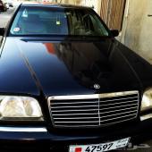 للبيع شبح 1998 s500 بحريني