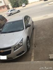 سيارة كروز اللون فضي 2011