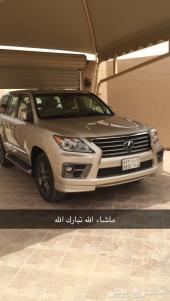 جيب لكزس 2014سبورت سعودي