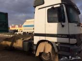 شاحنة مرسيدس موديل 2000