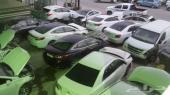 سيارات مصدومه   (ابو حاتم) جديد