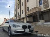 BMW 2011 750 فل كامل للبدل او البيع