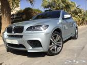للبيع BMW X6 M power موديل 2010 نظييف جدا - مخزن ممشى 55 ألف فقط