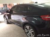 BMW -X6M 2013 على الشرط والسيارة على الضمان