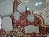 يوجد تلبيسة طقم كامل للرافور 2012 القماش اصلي مو مقلد اخر حبة من الامارات