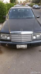 مرسيدس 260  موديل 1992 للبيع