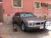 BMW 745 Li للبيع او البدل بجيب