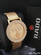 ساعات رادو موديلات حديثه وراقية ( الكميه محدوده )رجالي RADO Watch 2015