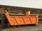 صندوق قلاب سكس مع البستم ألماني الصنع نوع ميلر تم تنزيله من شاحنه بطاقه جمركيه لم يستخدم في السعوديه