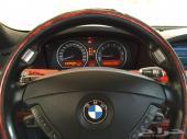 بي أم دبليو BMW 750 موديل 2007 أندفيجوال فل وقمه فالنظافه