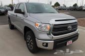 للبيع تويوتا تندرا دبل .2015 Toyota Tundra