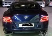 للبيع بنتلي كوبيه GT8 موديل 2014