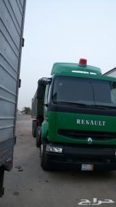 للبيع شاحنة قلاب  رينو 2000   نظيف