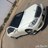 بنوراما 2013  s500 AMG   ابيض لؤلؤي