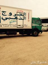 شاحنة مرسيدس موديل 94 للبيع