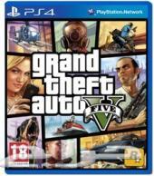 GTA 5 - Grand5 - حرامي السيارات- لل PS4 و PS3