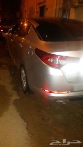 السلام وعليكم ورحمة الله وبركاته  ياخوني اعرض لكم سيارتي كيا اوبتيما2013  سيارة موجوده في طائف