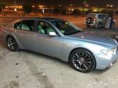 للبيع بي ام دبليو منوة المستخدم انديفجوال V8 BMW 735il 2005