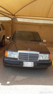 مرسيدس 230 E فل كاامل 1992
