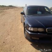 BMW 740 فل كامل سبورت