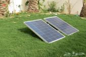 (..تخفيض اضافي..)الواح شمسية للبيع 100واط 495 ريال فقط (Solar panels) باسعار منخفضة (طاقة شمسية) الط