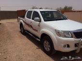 للبيع هايلكس دبل سعودي 2012