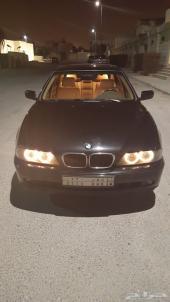مخزن 4 سنوات نظيف فل BMW 530i 2003