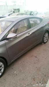 سيارة  النترا موديل 2012 وكاله ماشاء الله تبارك الله
