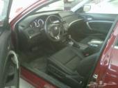 للبيع هوندا أكورد كوبيه 2011 اللون أحمر 6 سلندر
