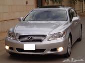 لكزس LS460 سعودي 2011 نظيف جدآ وبحالة الوكاله