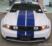 فورد موستنغ GT 50 2010  العداد 132 الف ميل السعر 76900 ريال بطاقة جمركية
