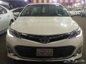 للبيع Toyota Avalon 2013 ابيض لؤلؤي فل كامل بطاقة جمركية