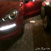 Porsche cayenne door lights لمبات بورش كايين مع الصور