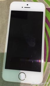 جوال ايفون 5 اس للبيع نظيف جدآ من موبايلي