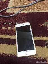جوال ايفون 6 للبيع جديد ذهبي 64