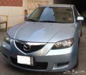 للبيع مازدا 3 موديل 2008