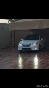 للبيع لكزس es 350 cc 2014