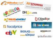 شراء كافة الأجهزة وقطع الغيار ومختلف الأشياء من جميع المواقع الالكترونية