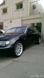 BMW 2004 حجم 735
