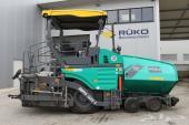 فرادة اسفلت فوجيلي موديل 2013 بحالة ممتازة ماشية ساعات قليلة Vogele SUPER 1603-2