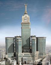 للايجار في برج زمزم برج الساعة في مكة المكرمة العاشر الأوخر من رمضان 27500 ريال