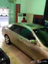 لبيع هوندا اكورد 2006