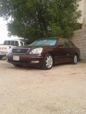 لكزس ls430 2003 للبيع