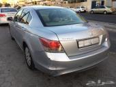 للبيع هوندا أكورد2008 استاندر سعودي فرصة للمستخدم