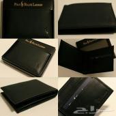 للبيع محفظة رجالية ماركة رالف لورين الامريكية( Ralph Lauren ) - اصلية - الفاخرة - بسعر رائع