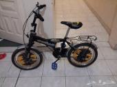 دراجة صغيرة للبيع بسكليت