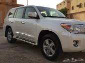 فل كامل سعودي  شبه الجديد GXR.  V8. 2013