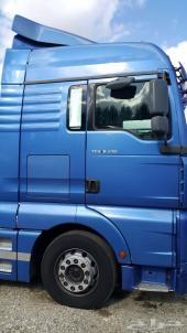 شاحنة مان للبيع او للايجار